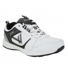 Cefiro Speed31 White Black Men Sports Shoes CSS0013